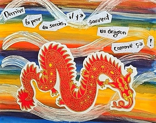 Dragon et créativité